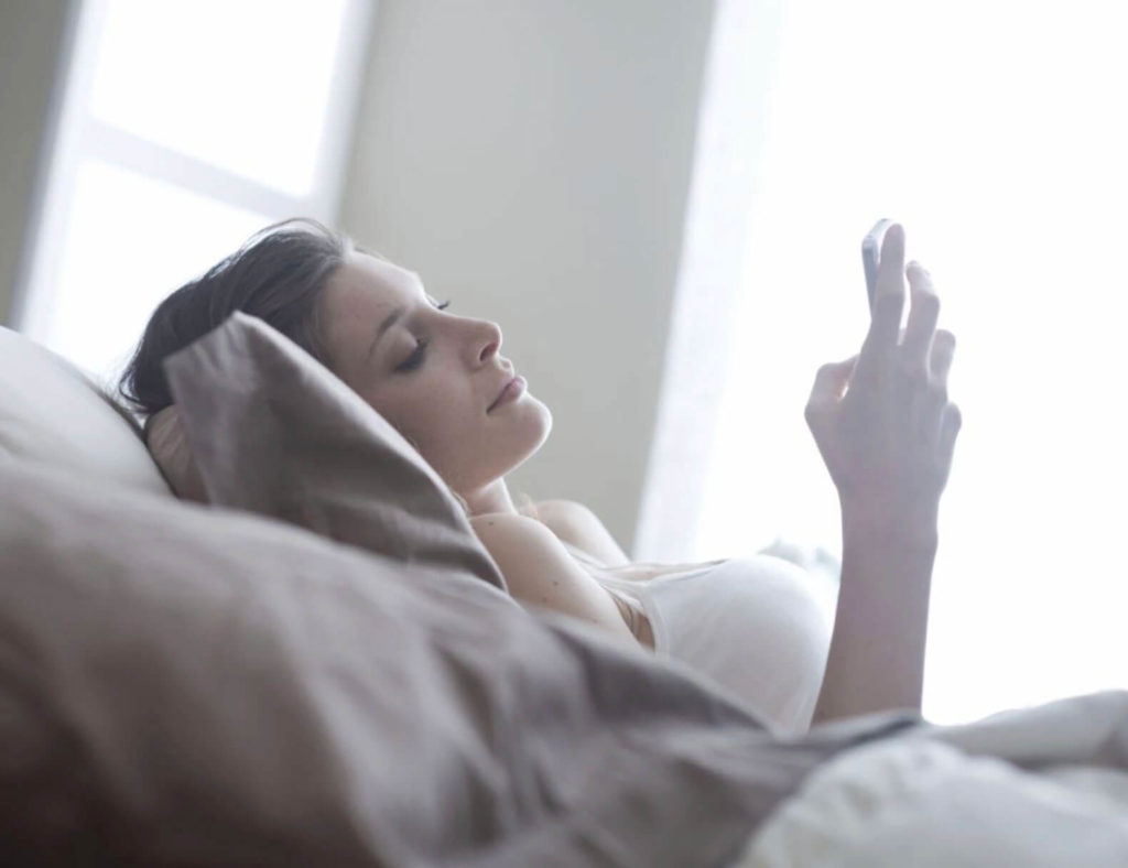 Getting too much sleep has risks