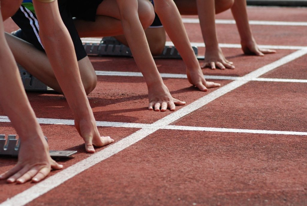 track and field, sport, sprint